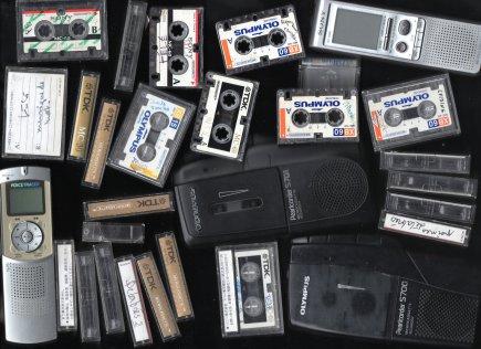 Cassettes audio et appareils électroniques