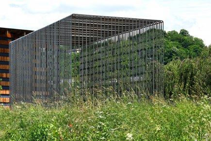Installation pour visite botanique